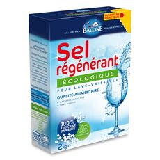 LA BALEINE Sel régénérant écologique 2kg