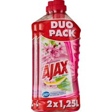 Ajax fête des fleurs cerisier 2x1,25l
