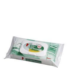 Auchan lingettes multi-usages antibactériennes x40