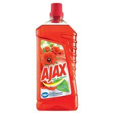 Ajax Nettoyant ménager multi-surfaces coquelicots 1,25l
