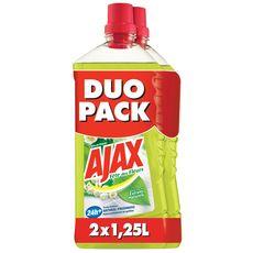 Ajax fête des fleurs muguet 2x1,25l