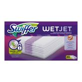 Swiffer wet jet recharge lingette x20