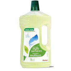 Auchan nettoyant multi-surfaces écologique 1l