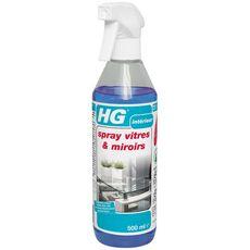 HG Spray pour vitres et miroirs 500ml