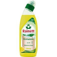 Rainett gel wc citron écolabel 750ml