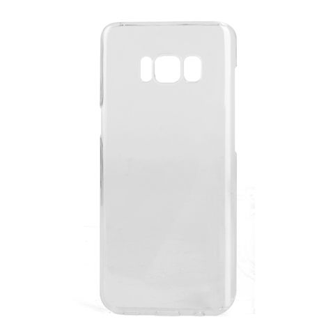 SELECLINE Coque pour Galaxy S8+ - Transparent