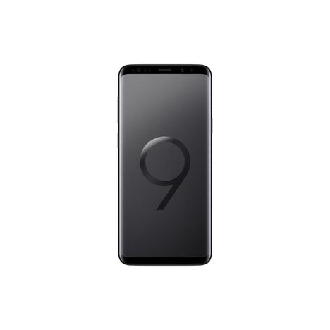 SAMSUNG Smartphone - Galaxy S9+ - 64 Go - 6,2 pouces - Noir