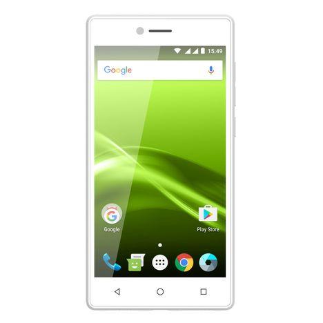 SELECLINE Smartphone BOOST 2 877977 - 8 Go - 5 pouces - Blanc