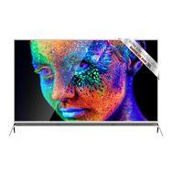 POLAROID Premium serie 8500 - Téléviseur LED Ultra HD 4K + Barre de son - Gris