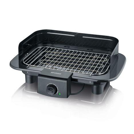 SEVERIN Gril barbecue électrique PG8538