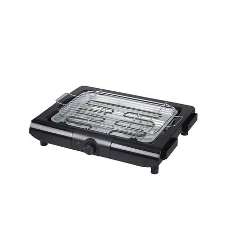 SELECLINE Barbecue electrique MCT-005 Noir De Table 2000W