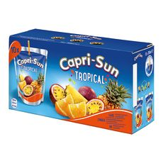Capri Sun tropical 10x20cl