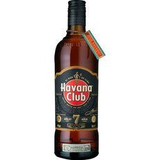 Havana club Rhum vieux cubain 7 ans 40% 70cl