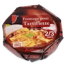 Auchan fromage tartiflette 250g