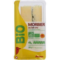 Auchan morbier bio 180g