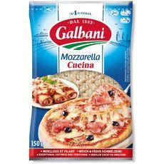 GALBANI Mozzarella râpée 150g