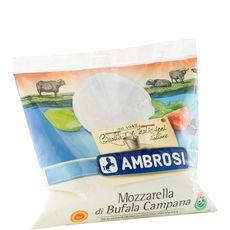 Ambrosi mozzarella buffala 125g