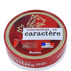 AUCHAN Auchan coulommiers caractère 350g