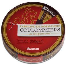 AUCHAN Auchan coulommiers port 350g 350g