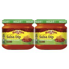 Old El Paso sauce dip salsa douce 2x312g