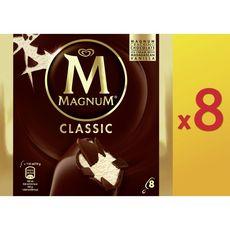 Magnum Bâtonnet glacé classique 632g