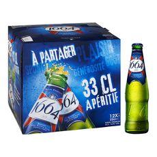 1664 Bière blonde 5,5% bouteilles 12x33cl