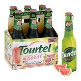 Tourtel Twist bière sans alcool aux agrumes boîte 6x27,5cl