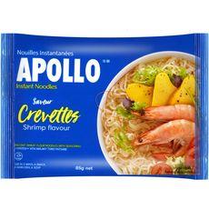 APOLLO Nouilles asiatiques instantées saveur crevette 85g
