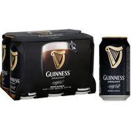 Guinness bière pression boîte 4,2° -6x33cl