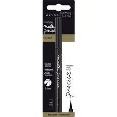 Gemey Maybelline Master Precise eyeliner ultra précis waterproof noir x1