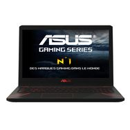 ASUS Ordinateur portable FX570UD-DM002T - 1 To - Noir