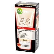 GARNIER SKIN Naturals BB crème anti-âge soin miracle percepteur 5-en-1claire 50 ml