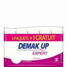 Demak'Up Expert cotons disques à démaquiller 5x70
