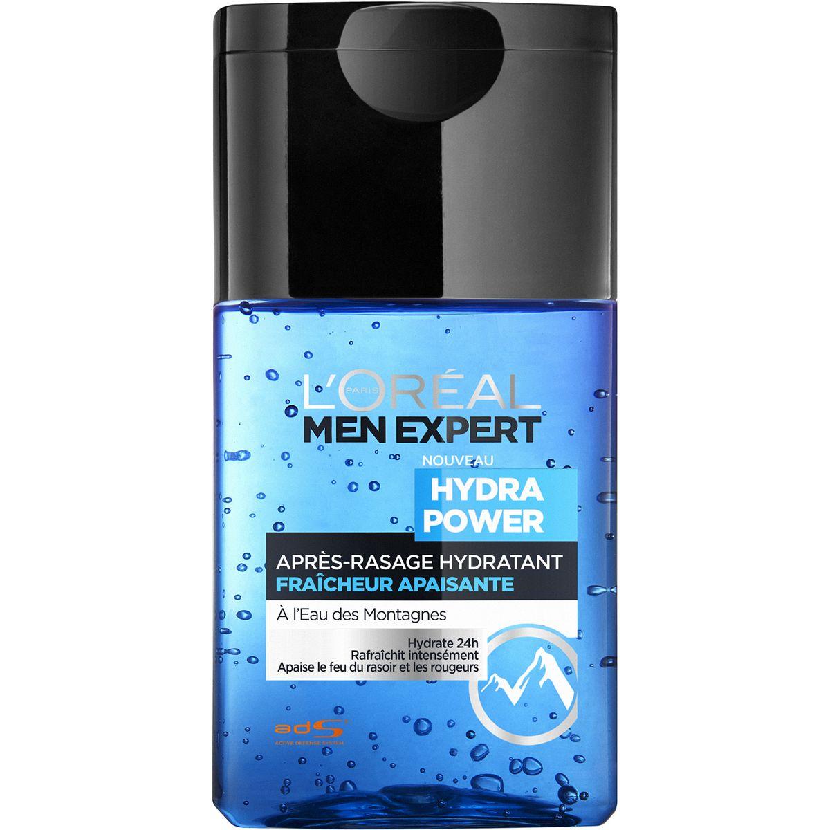 L'Oréal Men Expert après-rasage hydratant frraîcheur apaisante 125ml