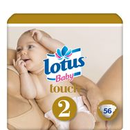 Lotus baby touch change 3/6 kg x56 taille 2
