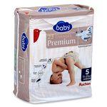 Auchan baby change premium junior 11/25kg x23 taille 5
