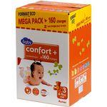 Auchan baby change confort + 4/9kg x160 taille 3