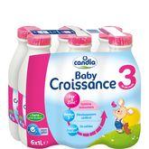 Candia Baby Croissance 3 bouteille 6x1l dès 10 mois