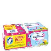 Candia Baby Croissance 3 jumbo pack 24x25cl dès 10 mois