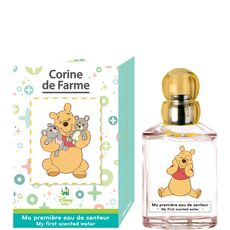 CORINE DE FARME Ma première eau de parfum Winny l'Ourson 50ml