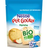 Nestlé bio ptit gouter pomme 150g dès 15 mois
