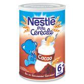 Nestlé céréales infantiles cacao 400g dès 6 mois
