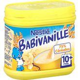 Nestlé Babivanille 400g dès 10 mois
