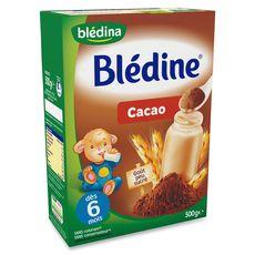BLEDINA Blédine cacao en poudre 500g dès 6mois
