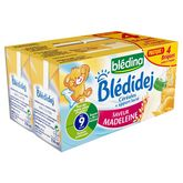 Blédina Blédidéj saveur madeleine 4x250ml dès 9 mois