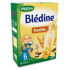 Blédine saveur vanille en poudre 500g dès 6 mois