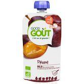 Good Goût gourde bio prune 120g dès 4 mois
