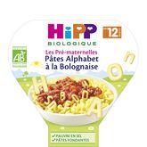 HiPP pâtes alphabet à la bolognaise 230g dès 12 mois