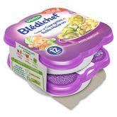 Blédina fondue de courgettes macaronis 2x230g dès 12mois