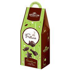 REVILLON CHOCOLATIER La friture chocolat noir feuilleté 190g